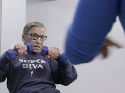 Oscar Films: Two RBG Films, One Good, One Bad