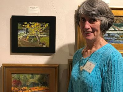 Kathleen Donovan Flaherty, March Artist-in-Residence at Cedarburg Cultural Center