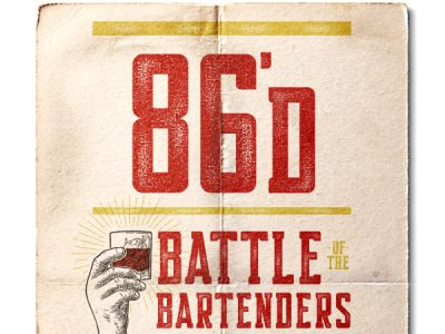 SOLD OUT: Get VIP Tickets for Battle of Bartenders