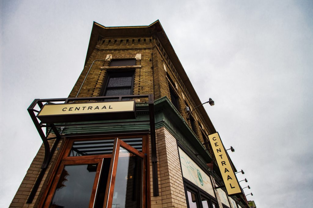 Centraal Grand Café & Tappery. Photo courtesy of the Lowlands Group.