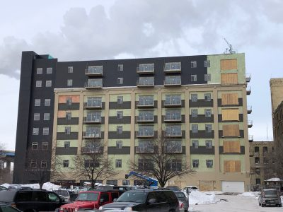 Friday Photos: Milwaukee's New Granary