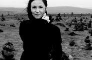 Composer Anna Thorvaldsdottir. Photo from Present Music.