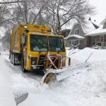 Counties Exhausting Snow Plowing Budgets