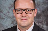 Jared Blecha. Photo courtesy of U.S. Cellular.