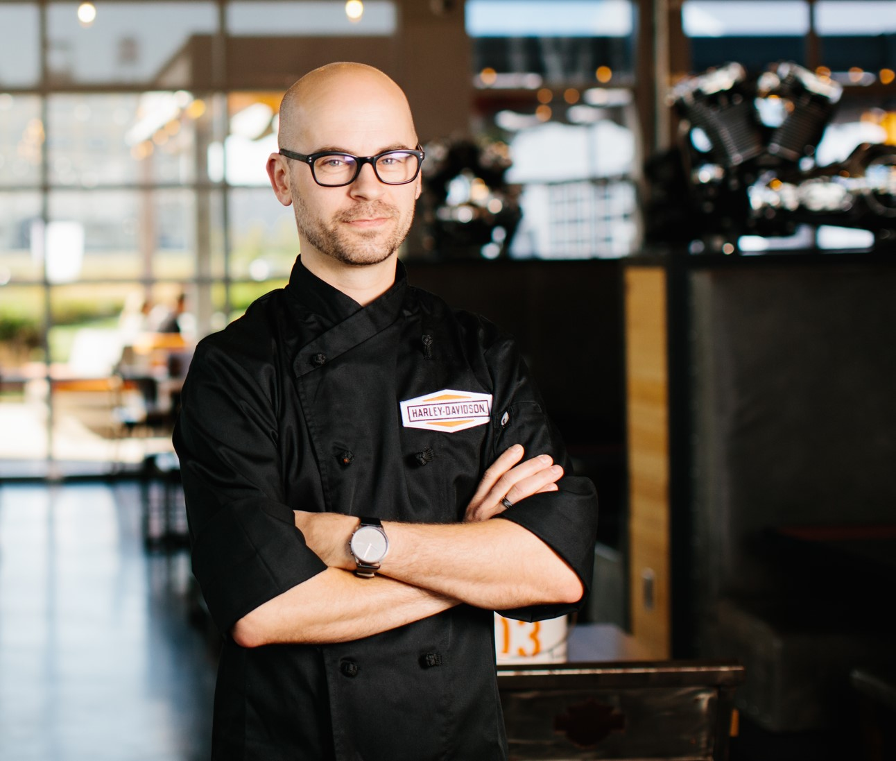 MOTOR™ Names Jed Hanson as New Executive Chef
