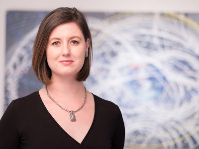 Laura Sims Peck Named Curator at The Warehouse