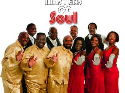 Masters of Soul Comes Back to Milwaukee!