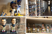 National Bobblehead Hall of Fame and Museum. Photos by Jeramey Jannene.