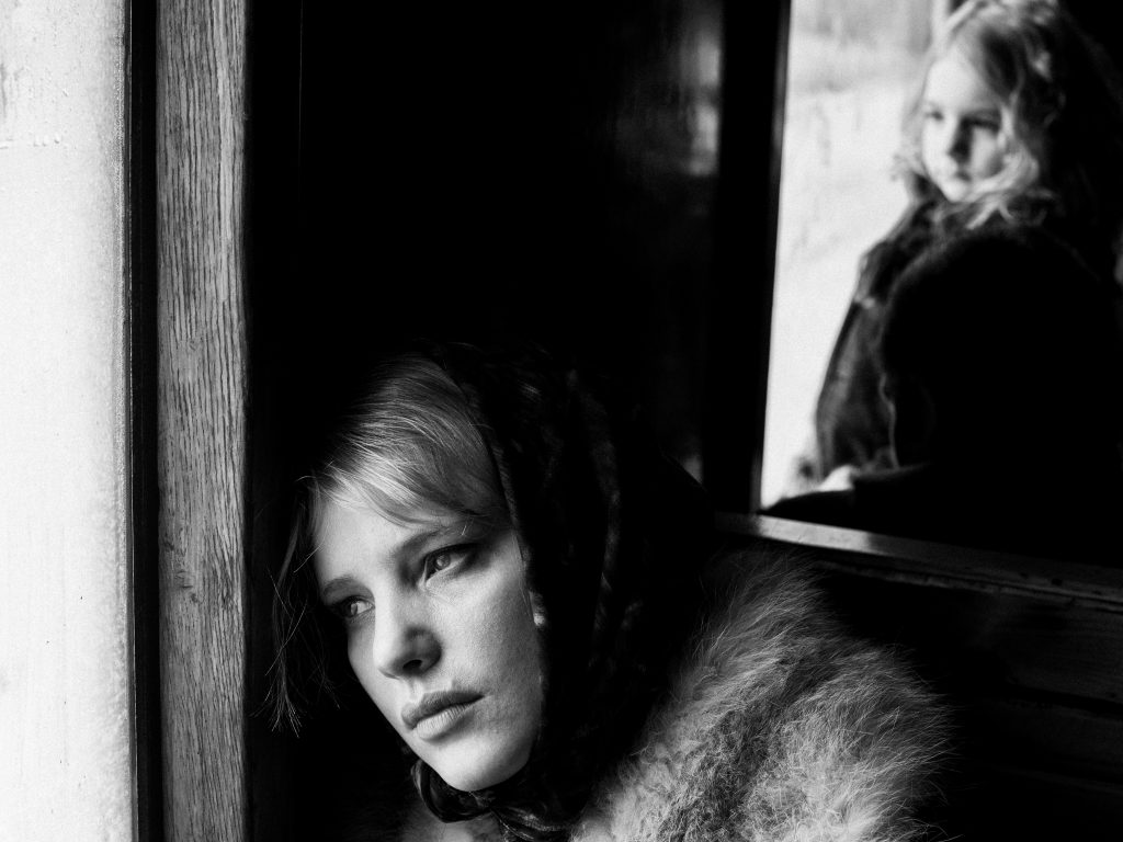 "Joanna Kulig, the Polish actress who illuminates ""Cold War."" Photo credit: Lukasz Bak."