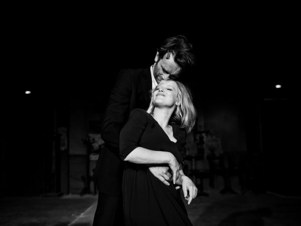 "Joanna Kulig and Tomasz Kot in ""Cold War."" Photo credit: Lukasz Bak."