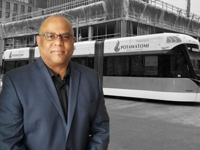 Transportation: Streetcar Manager Leaving
