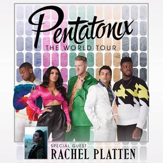 Pentatonix to Perform at Fiserv Forum on June 18