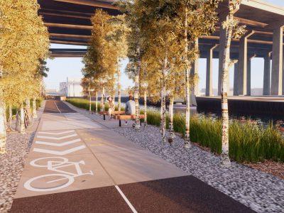 Eyes on Milwaukee: A Riverwalk for Menomonee Valley