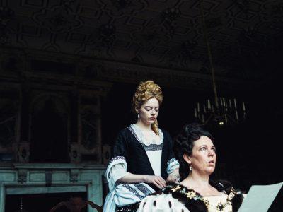 Oscar Films: My 'Favourite' Royal Costume Drama