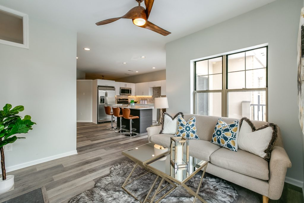 Lake Bluff Condominiums - Unit 425. Photo from Corley Real Estate.