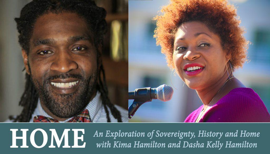 Kima Hamilton and Dasha Kelly Hamilton bring HOME back to the Marcus Center on Thursday, April 11!