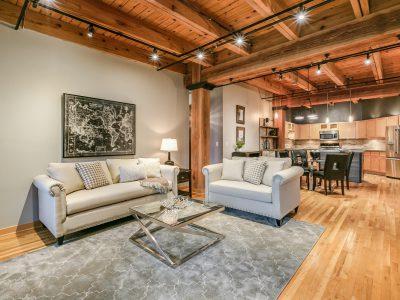 MKE Listing: A Modern Warehouse Loft
