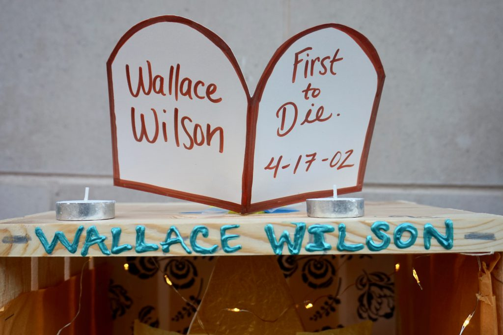 Wallace Wilson is one of 17 former inmates known to have died at the Milwaukee Secure Detention Facility Photo by Ryeshia Farmer/NNS.