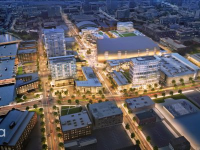 Eyes on Milwaukee: Bucks Unveil Master Plan for Park East