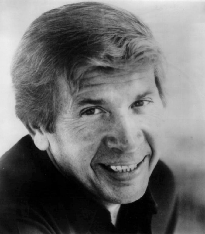 Buck Owens. Photo is in the public domain.