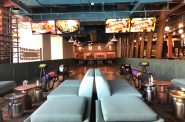 Punch Bowl Social bowling alley. Photo by Jennifer Rick.