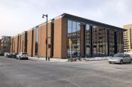 Marquette University's Athletic and Human Performance Research Center. Photo by Jeramey Jannene.