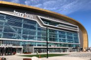 Fiserv Forum. Photo by Jeramey Jannene.
