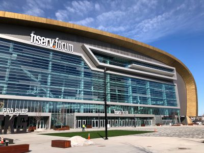 No Early Voting at Miller Park, Fiserv Forum