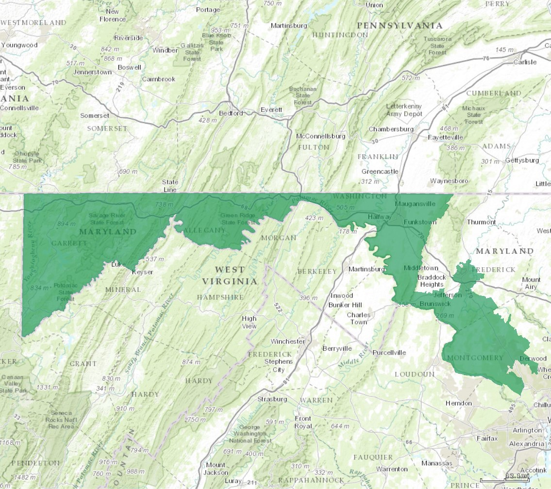Maryland's 6th congressional district.