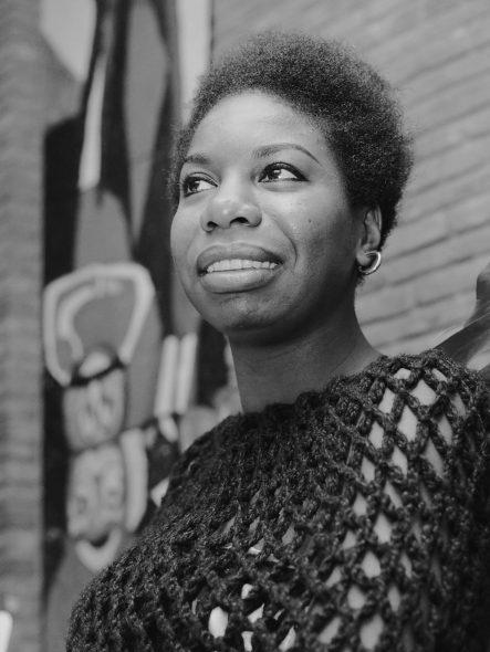 Nina Simone. Photo by Ron Kroon / Anefo [CC0]