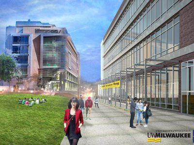 Cross Still Hopes for New UWM Building