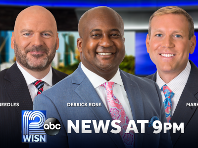 "WISN 12 News at 9 Debuts on ""Justice Milwaukee"""