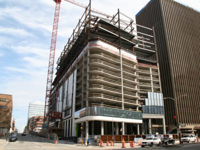 Friday Photos: BMO Tower Gets Glassy