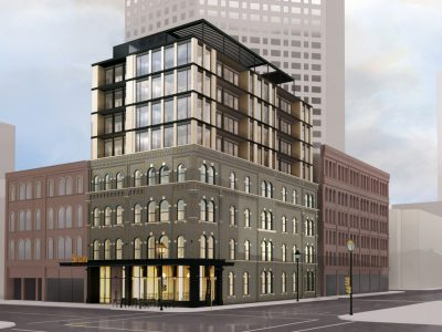 Eyes on Milwaukee: New Downtown Boutique Hotel Planned