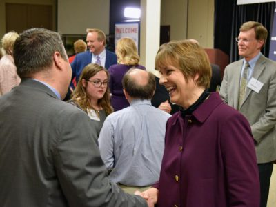 Neubauer Downplays Her Democratic Ties