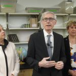 Evers Says GOP Discouraging Private Donors