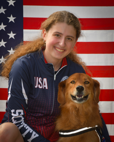 19 Juniors With Their K-9 Partners Selected to Represent the USA in the Netherlands