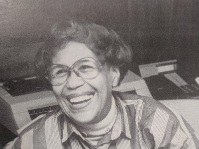 Remembering Gwen Jackson