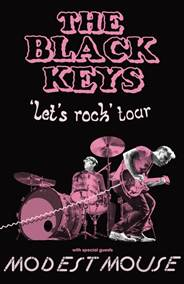 The Black Keys to Perform at Fiserv Forum on Friday, Oct. 4