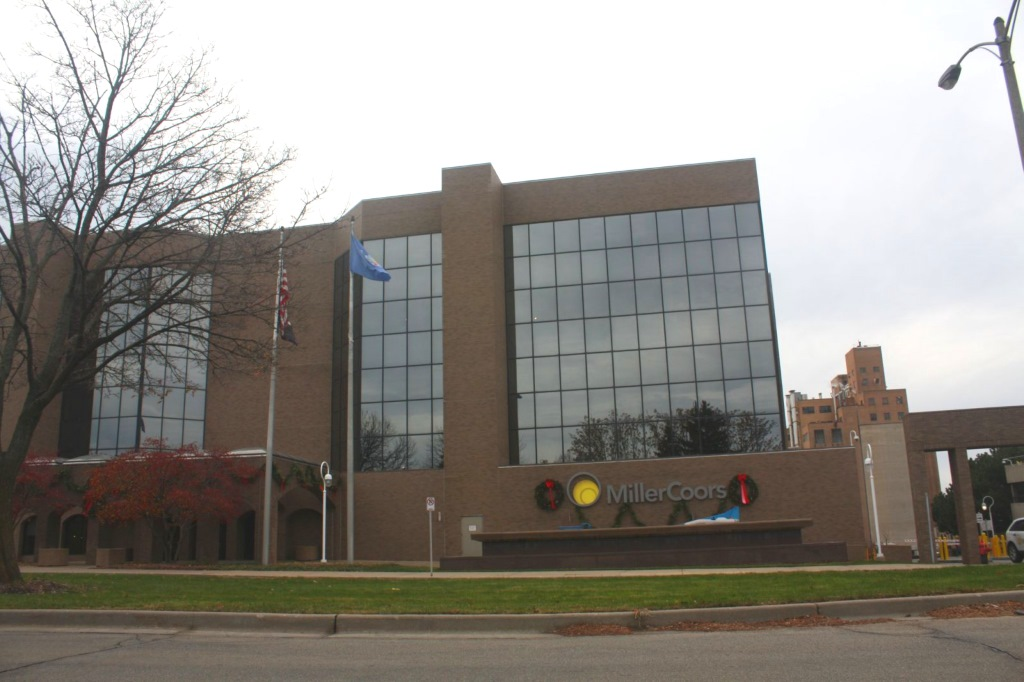 Molson Coors, formerly called MilllerCoors is located on W. Highland Boulevard. File photo by Carl Baehr.
