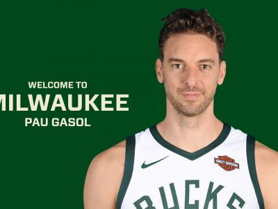 Milwaukee Bucks Sign Six-Time All-Star Pau Gasol