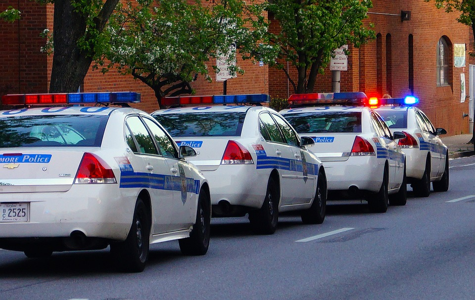 Baltimore Police. Photo from Pixabay.