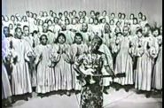 Sister Rosetta Thorpe. Image from YouTube video.