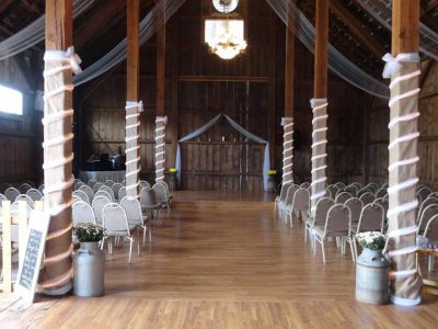 Evers Admin. Prolongs Uncertainty for Wedding Barn Owners