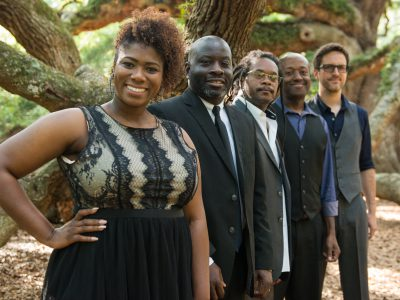 Ranky Tanky brings celebration of Gullah music, culture to the Wilson Center