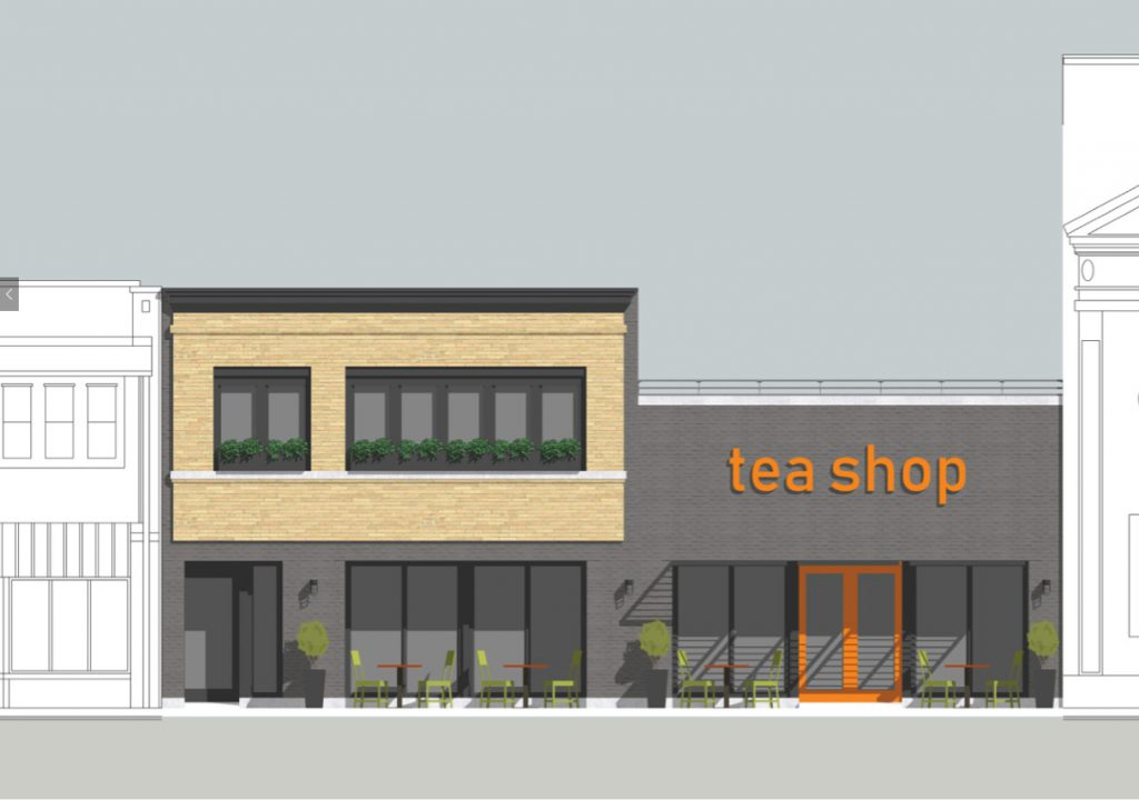 3060 S. 13th St. Rendering by Tredo Group.