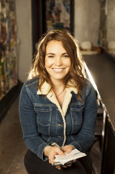 Beth Stelling. Photo from Milwaukee Comedy Festival.