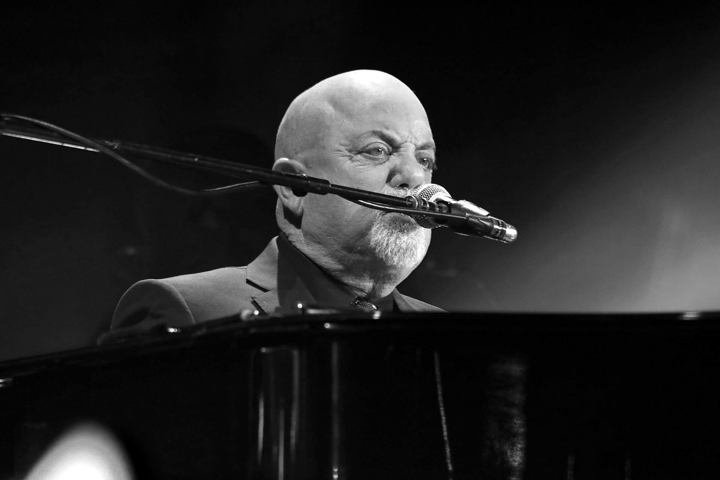 Billy Joel at Miller Park on Friday night April 26, 2019. Photo by Erol Reyal.