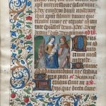 Visual Art: Illuminations from the Middle Ages
