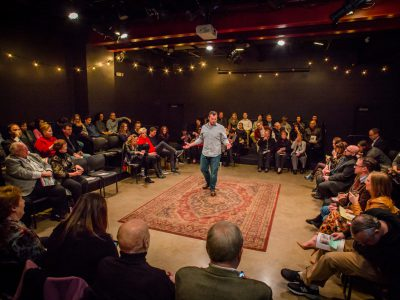 Theater: Suicide, Depression and… Comedy